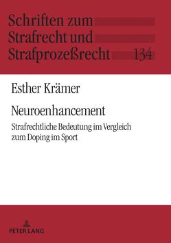 Neuroenhancement von Krämer,  Esther
