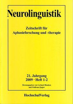 Neurolinguistik von Blanken,  Gerhard, Ziegler,  Wolfram