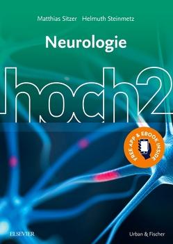 Neurologie hoch2 von Sitzer,  Matthias, Steinmetz,  Helmuth