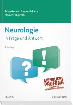 Neurologie in Frage und Antwort von Ruprecht,  Klemens, Stuckrad-Barre,  Sebastian von