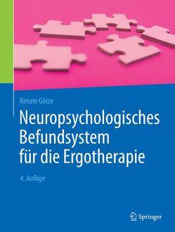 Neuropsychologisches Befundsystem für die Ergotherapie von Götze,  Renate, Kerkhoff,  G., Kolster,  Friederike
