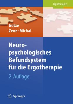 Neuropsychologisches Befundsystem für die Ergotherapie von Götze,  Renate, Kerkhoff,  G., Zenz,  Kathrin