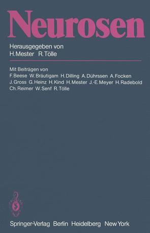 Neurosen von Mester,  H., Tölle,  R.
