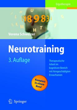 Neurotraining von Schweizer,  Verena, Weniger,  D., Zinn,  W.M.