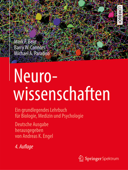 Neurowissenschaften von Bear,  Mark F., Connors,  Barry W., Engel,  Andreas K., Held,  Andreas, Niehaus-Osterloh,  Monika, Paradiso,  Michael A.