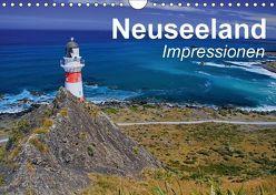 Neuseeland • Impressionen (Wandkalender 2018 DIN A4 quer) von Stanzer,  Elisabeth