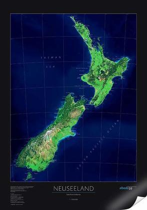 Neuseeland von Diemer,  Claudius, Krause,  Hannes