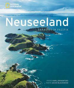 Neuseeland von Blackwood,  Jackie, Johaentges,  Karl