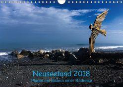 Neuseeland 2018 – Planer mit Bildern einer Radreise (Wandkalender 2018 DIN A4 quer) von Ulven Photography (Wiebke Schröder),  Lille