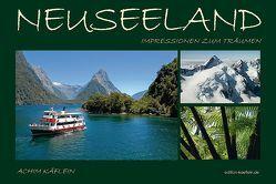 Neuseeland von Käflein,  Achim