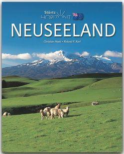 Horizont NEUSEELAND von Heeb,  Christian, Karl,  Roland F.