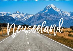 Neuseeland – Am Ende der Welt (Wandkalender 2020 DIN A2 quer) von Becker,  Stefan