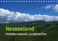 Neuseeland – Atemberaubende Landschaften (Tischkalender 2018 DIN A5 quer) von Paszkowsky,  Ingo