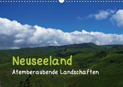 Neuseeland – Atemberaubende Landschaften (Wandkalender 2018 DIN A3 quer) von Paszkowsky,  Ingo