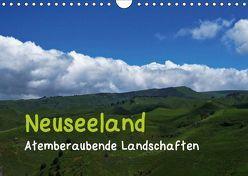 Neuseeland – Atemberaubende Landschaften (Wandkalender 2019 DIN A4 quer) von Paszkowsky,  Ingo