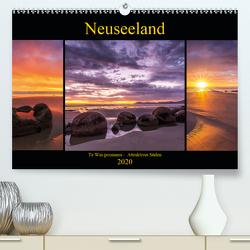Neuseeland – Attraktiver Süden (Premium, hochwertiger DIN A2 Wandkalender 2020, Kunstdruck in Hochglanz) von Klinder,  Thomas