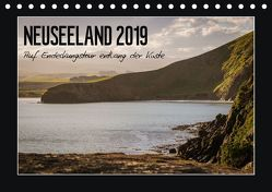 Neuseeland – Auf Entdeckungstour entlang der Küste (Tischkalender 2019 DIN A5 quer) von Kirchner,  Angela