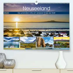 Neuseeland – Die schönsten Orte am anderen Ende der Welt (Premium, hochwertiger DIN A2 Wandkalender 2020, Kunstdruck in Hochglanz) von Bosse,  Christian