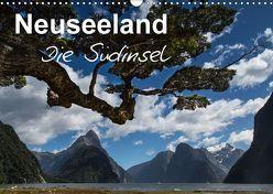 Neuseeland – Die Südinsel (Wandkalender 2018 DIN A3 quer) von BÖHME,  Ferry