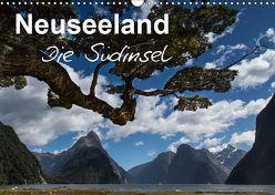 Neuseeland – Die Südinsel (Wandkalender 2019 DIN A3 quer) von BÖHME,  Ferry