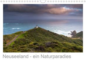 Neuseeland – ein Naturparadies (Wandkalender 2020 DIN A4 quer) von kalender365.com