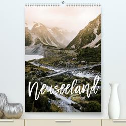 Neuseeland entdecken (Premium, hochwertiger DIN A2 Wandkalender 2020, Kunstdruck in Hochglanz) von Becker,  Stefan