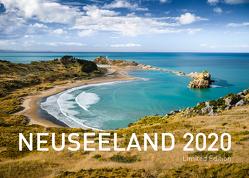Neuseeland Exklusivkalender 2020 (Limited Edition) von Zwerger-Schoner,  Gerhard, Zwerger-Schoner,  Petra
