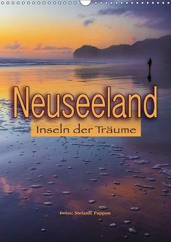 Neuseeland, Inseln der Träume (Wandkalender 2018 DIN A3 hoch) von Pappon,  Stefanie