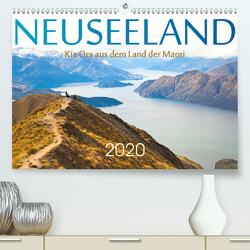 Neuseeland – Kia Ora aus dem Land der Maori (Premium, hochwertiger DIN A2 Wandkalender 2020, Kunstdruck in Hochglanz) von Photonovels