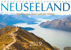 Neuseeland – Kia Ora aus dem Land der Maori (Tischkalender 2019 DIN A5 quer) von Photonovels
