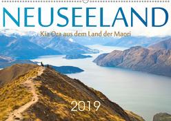 Neuseeland – Kia Ora aus dem Land der Maori (Wandkalender 2019 DIN A2 quer) von Photonovels