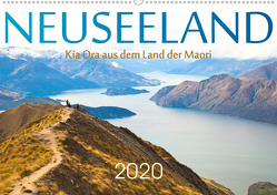 Neuseeland – Kia Ora aus dem Land der Maori (Wandkalender 2020 DIN A2 quer) von Photonovels