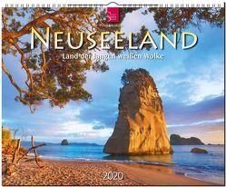 Neuseeland – Land der langen weißen Wolke von Krahmer,  Frank