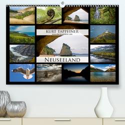 Neuseeland (Premium, hochwertiger DIN A2 Wandkalender 2020, Kunstdruck in Hochglanz) von Tappeiner,  Kurt