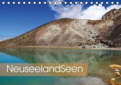 Neuseeland-Seen (Tischkalender 2018 DIN A5 quer) von Flori0,  k.A.