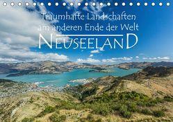 Neuseeland – Traumhafte Landschaften am anderen Ende der Welt (Tischkalender 2019 DIN A5 quer) von Möller,  Werner