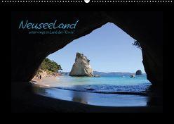"""Neuseeland – unterwegs im Land der """"Kiwis"""" (Wandkalender 2018 DIN A2 quer) von Thiem-Eberitsch,  Jana"""