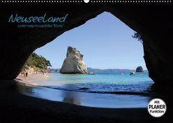 """Neuseeland – unterwegs im Land der """"Kiwis"""" (Wandkalender 2019 DIN A2 quer) von Thiem-Eberitsch,  Jana"""