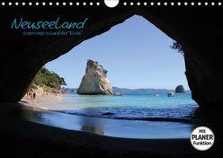 """Neuseeland – unterwegs im Land der """"Kiwis"""" (Wandkalender 2019 DIN A4 quer) von Thiem-Eberitsch,  Jana"""