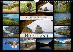 Neuseeland (Wandkalender 2018 DIN A4 quer) von Tappeiner,  Kurt