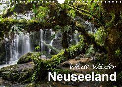 Neuseeland – Wilde Wälder (Wandkalender 2019 DIN A4 quer) von BÖHME,  Ferry