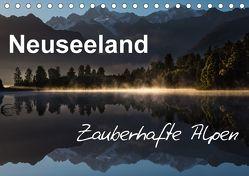 Neuseeland – Zauberhafte Alpen (Tischkalender 2018 DIN A5 quer) von BÖHME,  Ferry