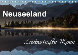 Neuseeland – Zauberhafte Alpen (Tischkalender 2019 DIN A5 quer) von BÖHME,  Ferry