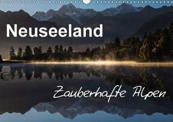 Neuseeland – Zauberhafte Alpen (Wandkalender 2018 DIN A3 quer) von BÖHME,  Ferry