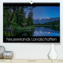 Neuseelands Landschaften (Premium, hochwertiger DIN A2 Wandkalender 2021, Kunstdruck in Hochglanz) von Ehrhardt Photography,  René