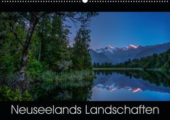 Neuseelands Landschaften (Wandkalender 2021 DIN A2 quer) von Ehrhardt Photography,  René