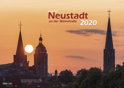 Neustadt a. d. Weinstraße 2020 Bildkalender A3 Spiralbindung von Klaes,  Holger