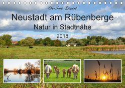 Neustadt am Rübenberge Natur in Stadtnähe (Tischkalender 2018 DIN A5 quer) von Bienert,  Christine