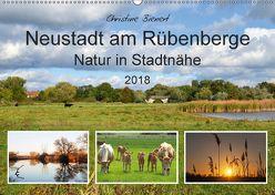 Neustadt am Rübenberge Natur in Stadtnähe (Wandkalender 2018 DIN A2 quer) von Bienert,  Christine