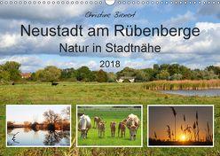Neustadt am Rübenberge Natur in Stadtnähe (Wandkalender 2018 DIN A3 quer) von Bienert,  Christine